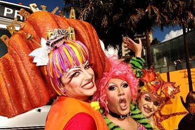 Sydney's Gay and Lesbian Mardi Gras, Australia