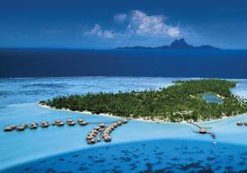 Le Tahaa Island