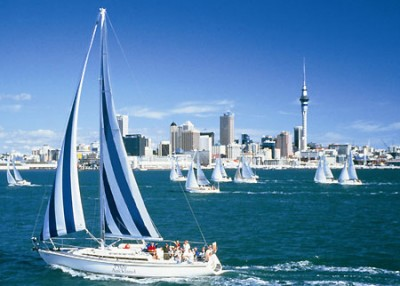 City of Auckland