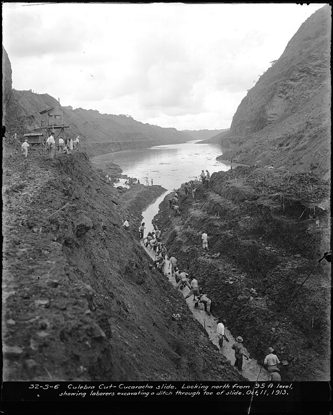 Old Panama Canal 2