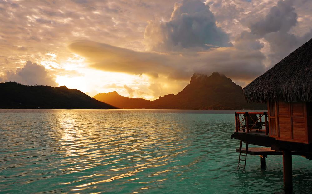 Tahiti Sunset 91280624 Goway