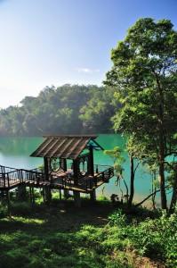 Taiwan sun moon lake 146827886