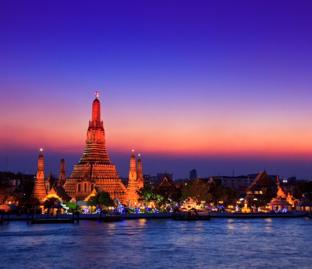 Bangkok close relationship with water is distinctly experienced by getting onto their River of Kings