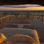 Imagine waking to the African dawn in your very own Sky Bed