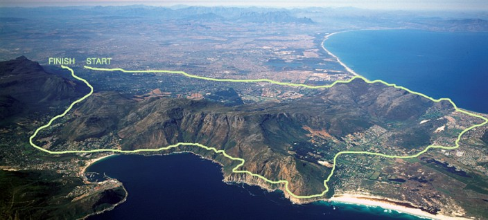 The Two Oceans Route
