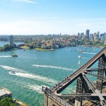 The Sydney Harbour Bridge Climb has incredible views and is a ton of fun