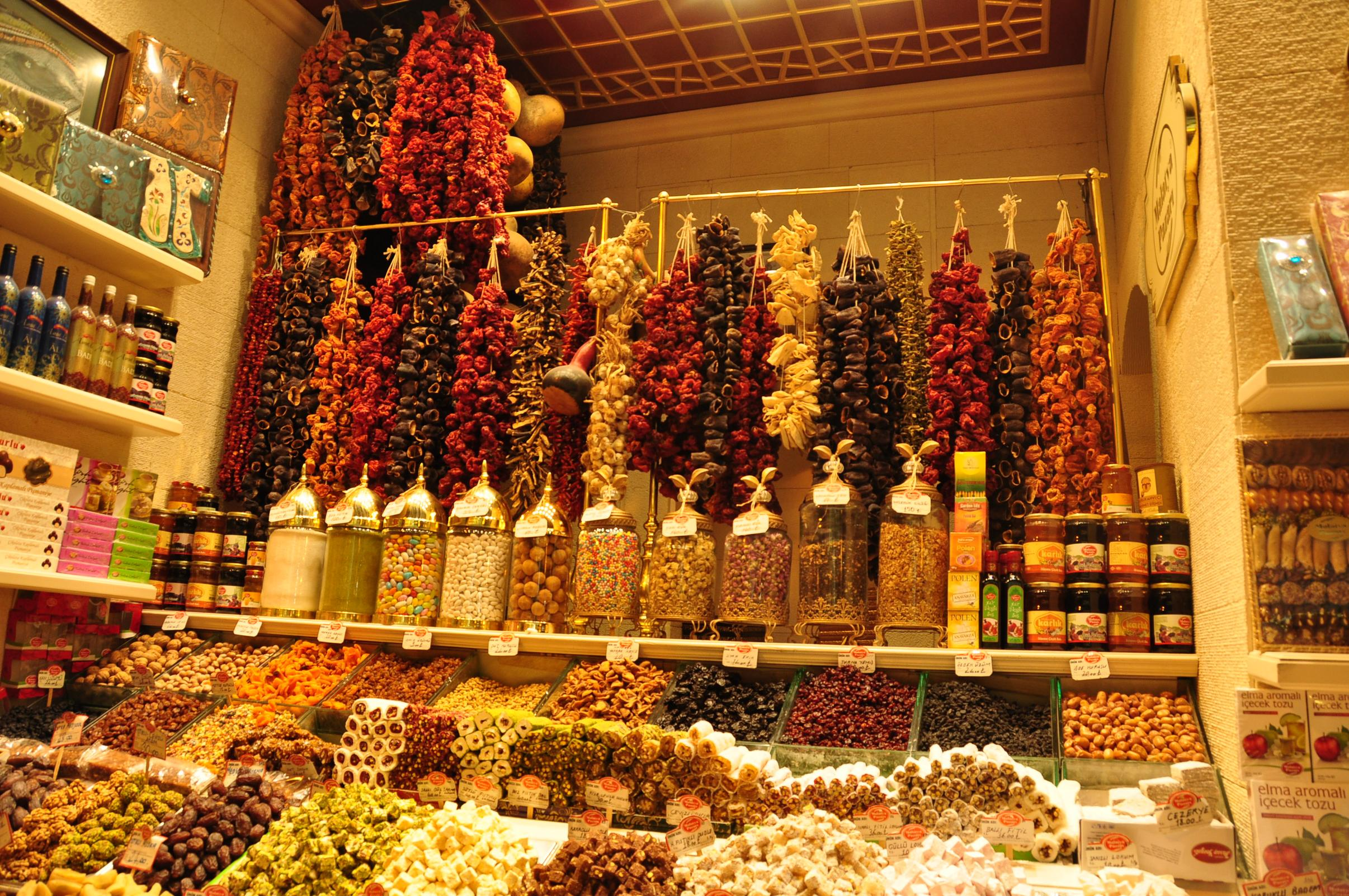 Spice Bazaar Istanbul Turkey 2 Goway