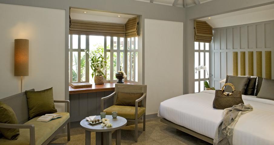 Surin Beach 2 bedroom Cottage Master bedroom | Goway