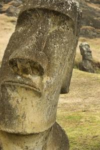 Easter Island CHile Rapa Nui Moai