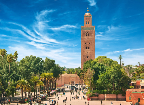 Morocco Main Sq Marrakesh_135809351