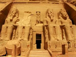 Abu Simbel, Southern Egypt