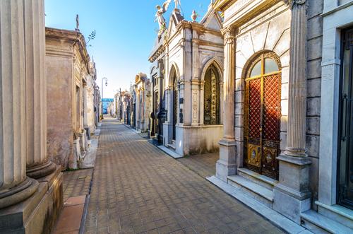 Recoleta Cemetary Buenos Aires Argentina LATIN_151687274