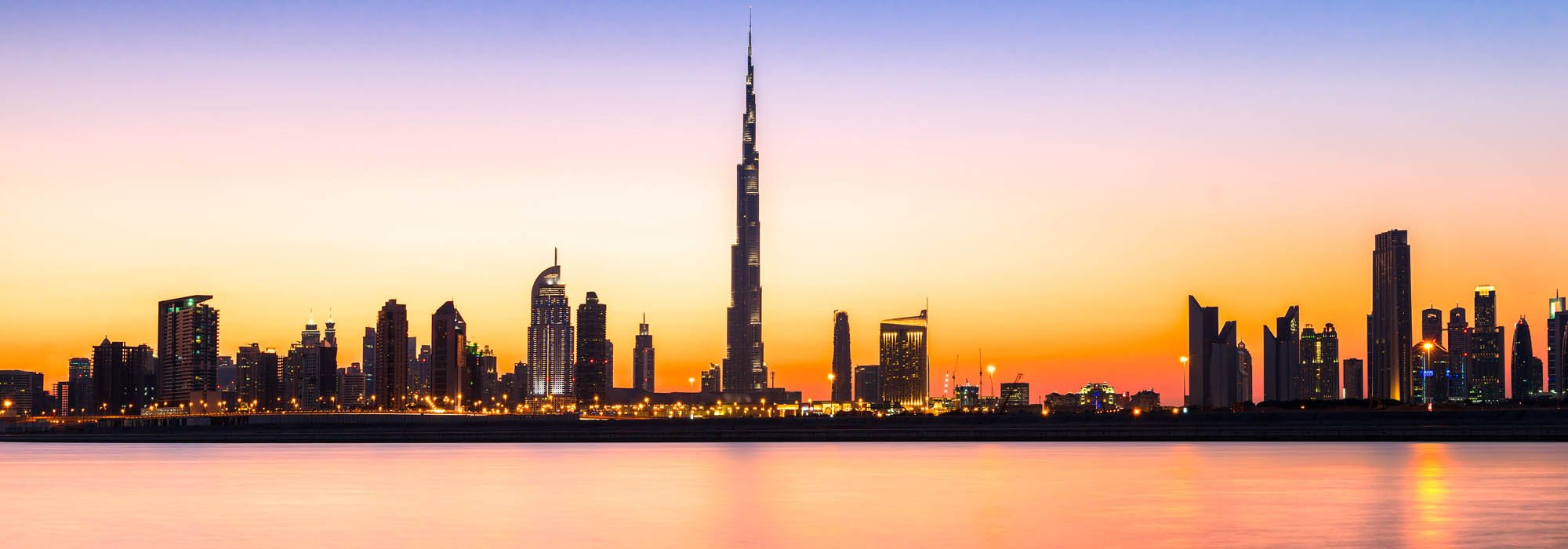 Dubai Skyline Impact Image Goway