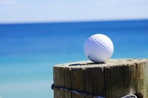 Golf in Paradise!