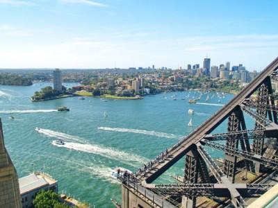 Australia-Sydney-Bridge-Climbers
