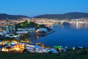 The Bay of Bodrum