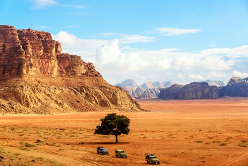 Jordan Wadi Rum Africa Middle East_170064083