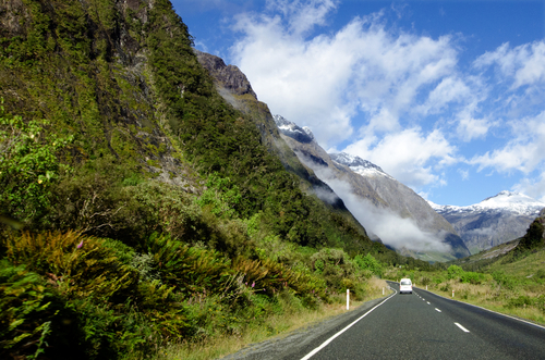 New Zealand is a perfect destination to explore by motorhome or by private vehicle