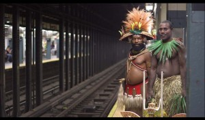 PNG Papua NYC Subway