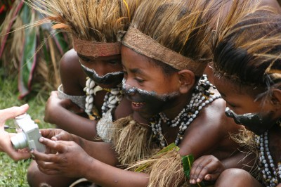 Beyond the landscape, the real gem of PNG are its people and their distinct cultures.