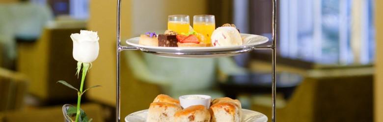Radisson High Tea Cupcakes