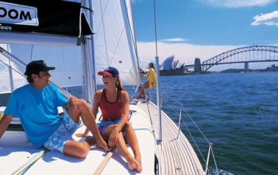 Sailing in Sydney's Harbour should be feature in all Australia tours.