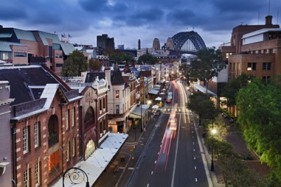 Historic Rocks Area, Sydney, Australia