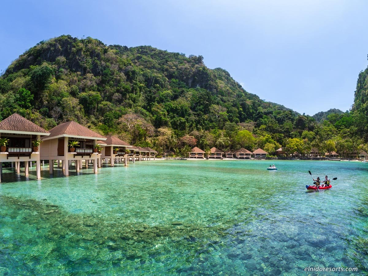 Indulge In Overwater Bungalow Accommodation On Your Philippines Vacation Goway