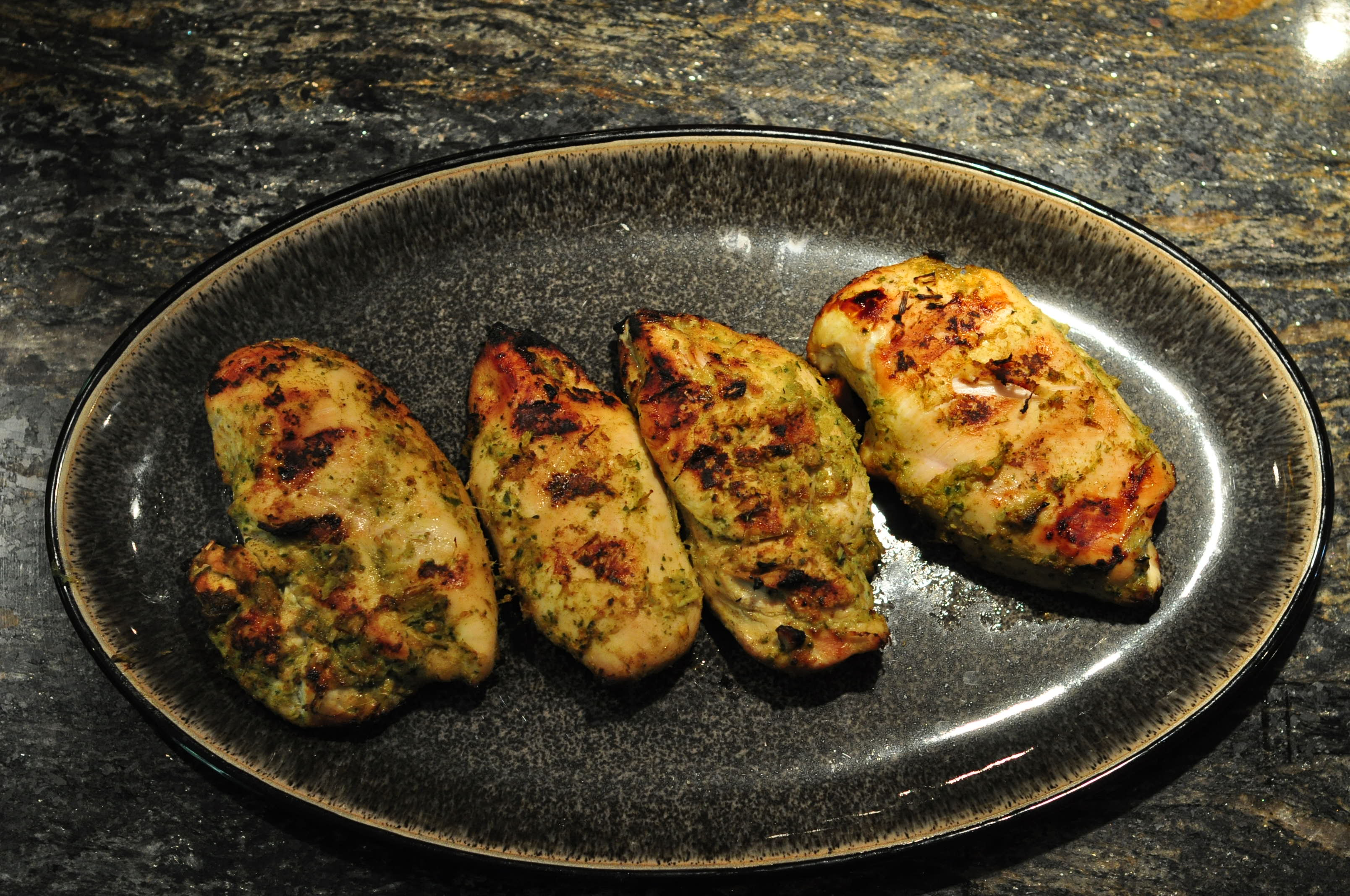 Indonesian Grilled Chicken