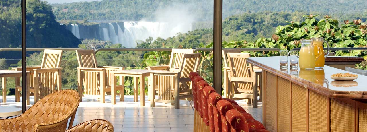 Iguassu Falls, Brazil/Argentine Border
