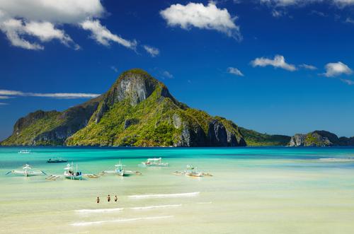 El Nido Bay Philippines