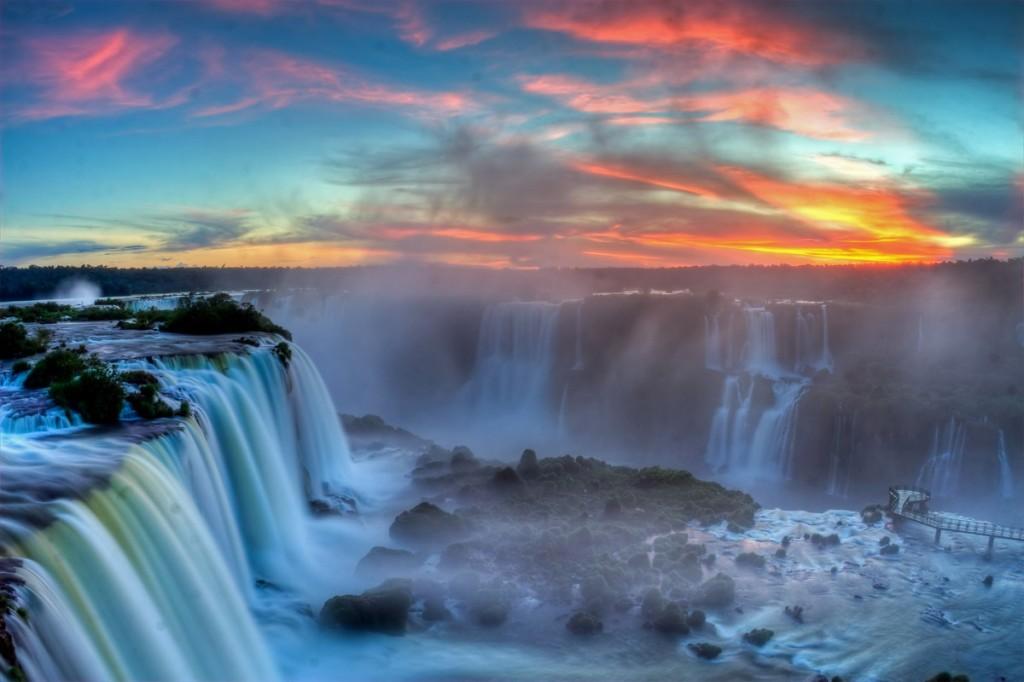 Iguassu Falls 3