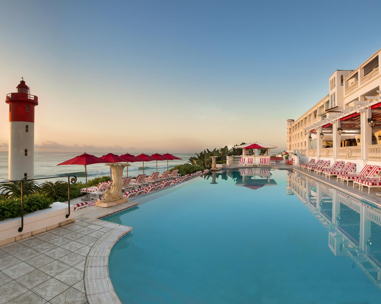 Oyster Box Hotel - Ocean Pool