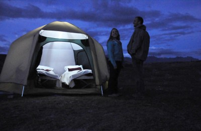 Peru Luxury Inca Trail LIT Tent