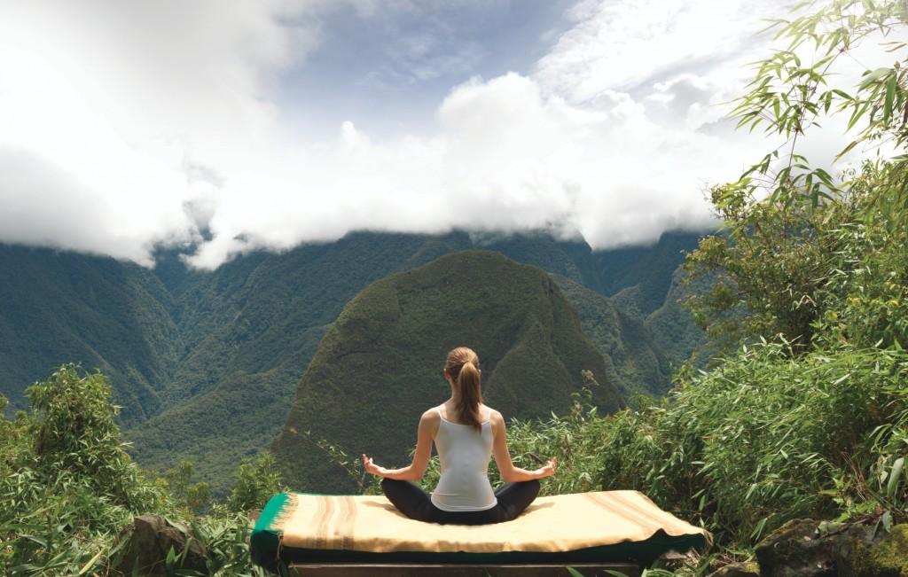 Peru meditation