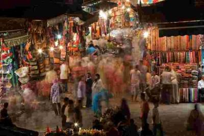 Marrakech Medina, Morocco
