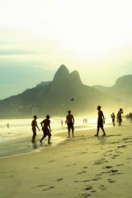 Rio Brazil soccer LATIN 189038762