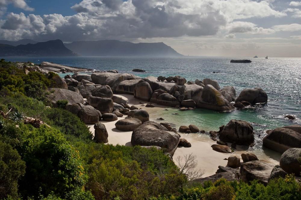 garden route False Bay near Table Mountain National Park