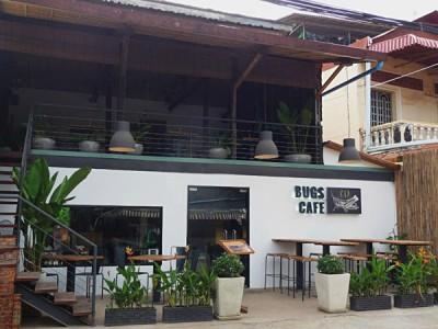 Bugs Cafe, Siem Reap