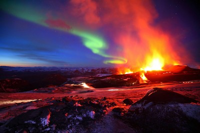 Volcanoes up close on your Iceland tours