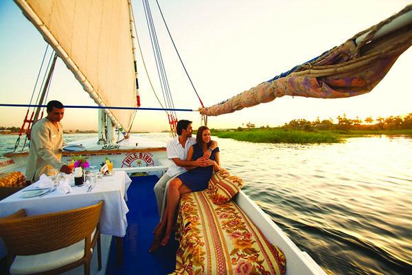 Private Dahabiya cruise