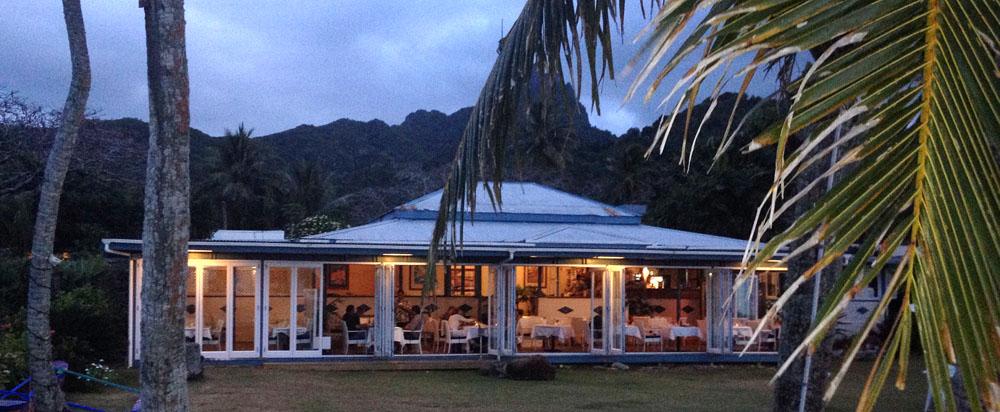 Tamarind House Rarotonga Cook Islands Feat
