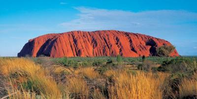 Ayers Rock Uluru Northern Territory Australia