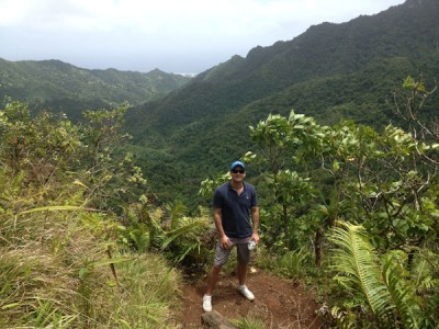 Active Cook Islands - Cross Island Hike