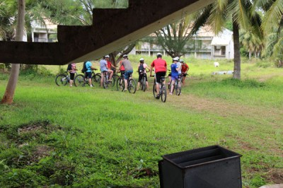 Active Cook Islands - Storytellers Eco Cycle Tour