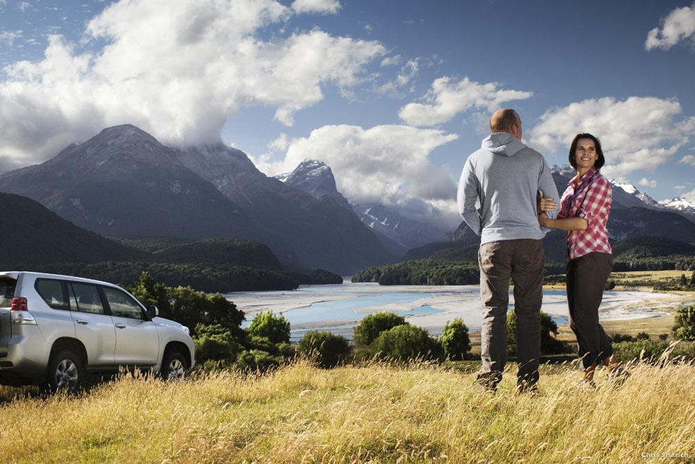 Self-drive in New Zealand