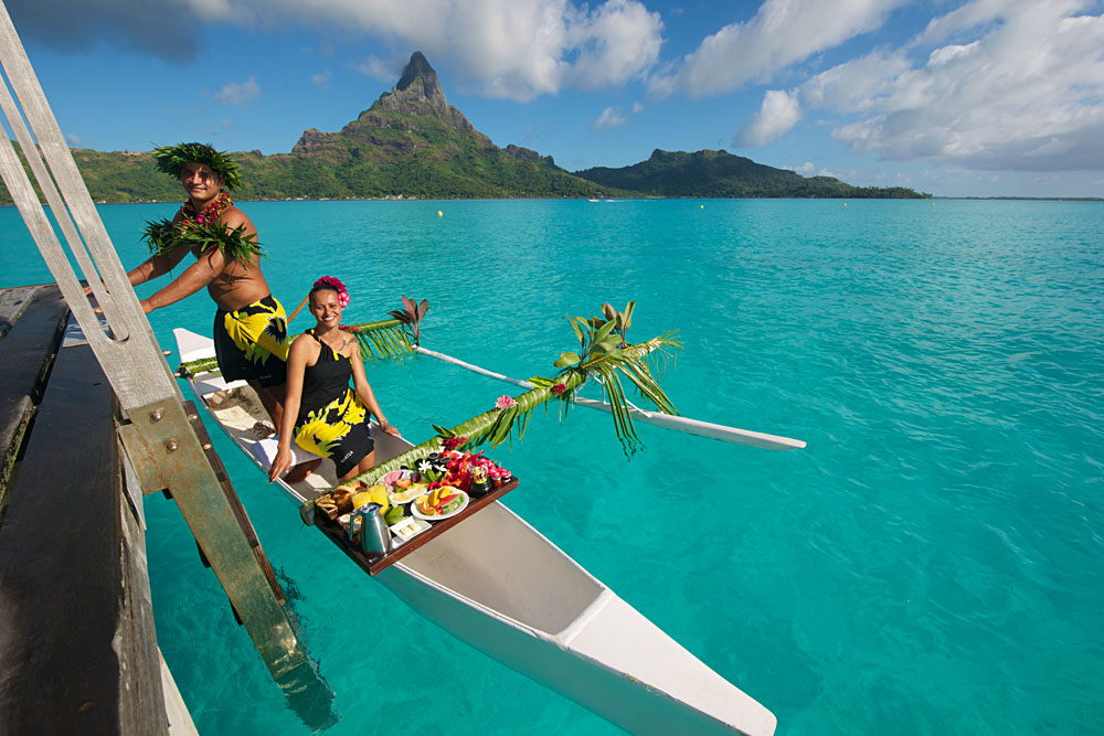 Tahiti Meals - Your Tahitian Breakfast Awaits