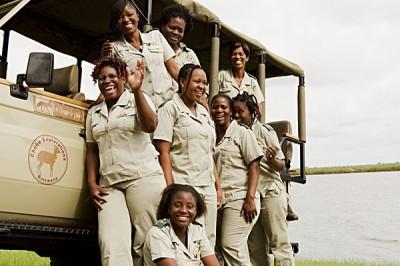 Chobes Angels - PeopleGuides, Botswana