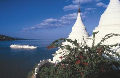 Road To Mandalay on the Ayeyarwady River, Myanmar