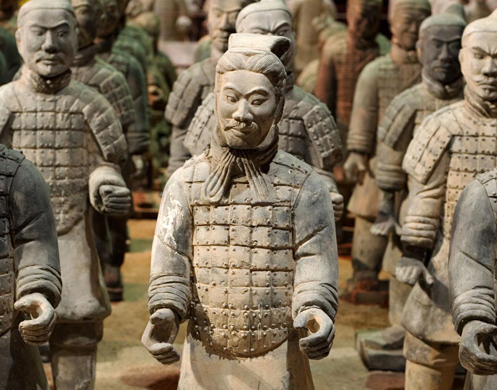 China Tours Great Wall Terracotta Warriors